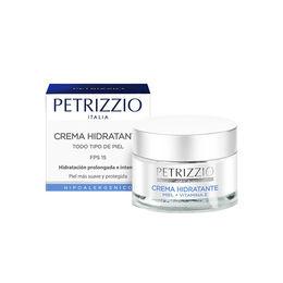 Crema Hidratante Miel y Vitamina E para todo tipo de piel