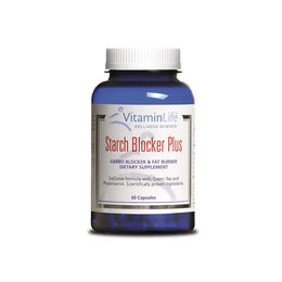 Quemadores de grasa Starch Blocker Plus