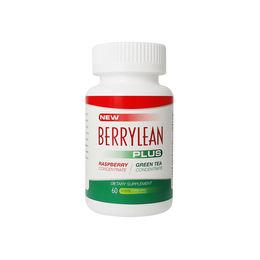 Quemador de grasa natural de Cetonas De Frambuesa Berrylean Plus