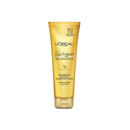Shampoo Óleo Therapy Hair Expertise para cabello dañado o muy seco
