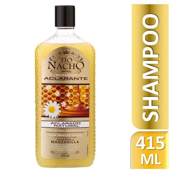 Shampoo Aclarado Natrural