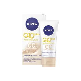 Crema CC Cream Antiarrugas Q10 plus