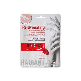 Guantes tratamiento Lifting & Reafirmante, nutre, suaviza y aumenta la elasticidad - Rosas