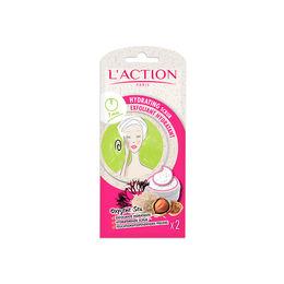 Mascarilla Exfoliante Hidratante