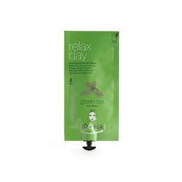 Mascarilla Peel-off purificante de Té Verde con Ginkgo