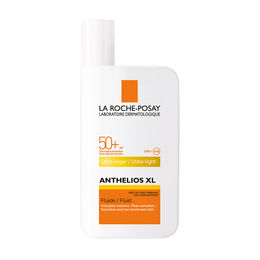 Protector Solar Fluido Rostro Anthelios Ultra Light 50ml
