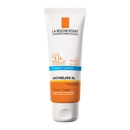 Crema protectora facial sin color Anthelios 50ml