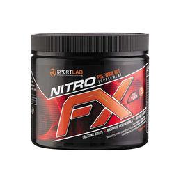 Suplemento deportivo Nitro Fx Hard Pre Entrenamiento