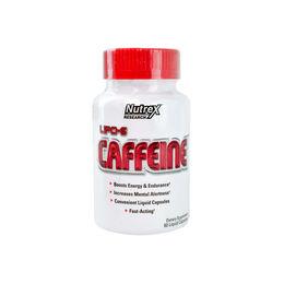 Suplemento deportivo Nutrex Lipo Caffeine 60 Cápsulas