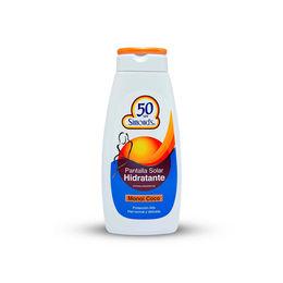 Pantalla Solar SPF 50+ Pantalla Hidratante Monoi