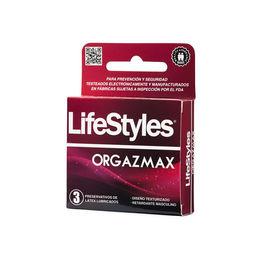 Preservativos Orgazmax