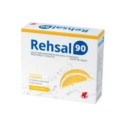 Rehsal 90 de 4 sachets