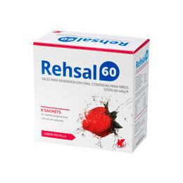 Rehsal 60 sabor frutilla