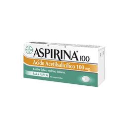 Aspirina Pediátrica 100mg