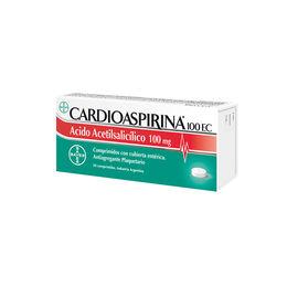 Cardioaspirina Ec 100mg