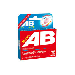 AB Antitusivo masticable