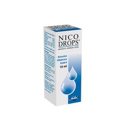 Nico drops solución oftálmica
