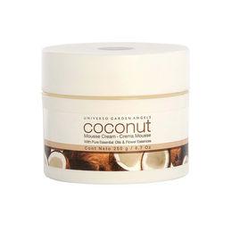 Coconut Crema Mousse para el Cuerpo