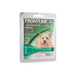 Frontline plus perro <10kg pipeta