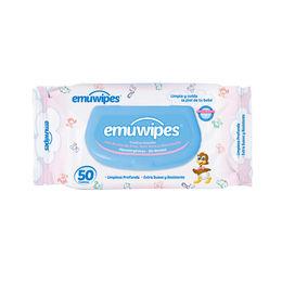 Toallitas Humedas Premium para Bebés 50 Unidades