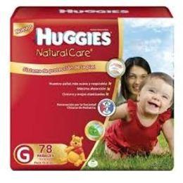 Pañal Huggies Natural Care
