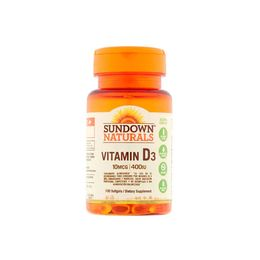 Vitamina D3  para huesos y dientes saludables