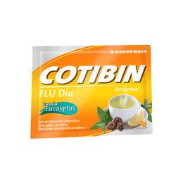 Antigripal Cotibín Flu Día Sabor Eucaliptus