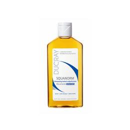 Shampoo  Squanorm que elimina de forma duradera la caspa grasa