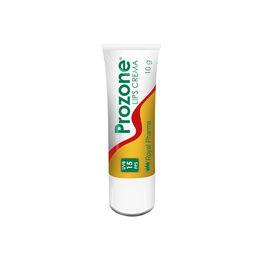 Hidratante labial en Crema con SPF 15.