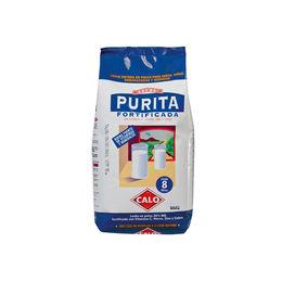 Leche Purita Fortificada con Vitamina C, Hierro, Zinc y Cobre