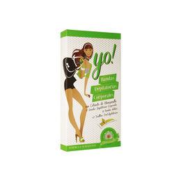 Bandas depilatorias para cuerpo aroma manzanilla