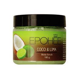 Spa Exfoliante Coco&Lima