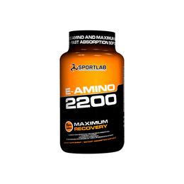 Aminoácidos  para el desarrollo y recuperación muscular. E-Amino 2200