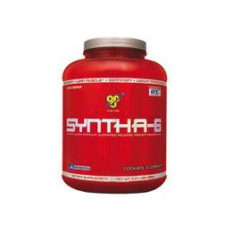 Proteína en Polvo Syntha 6 sabor Galletas y crema