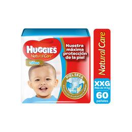 Pañal Infantil Natural Care Quincenal de Niño