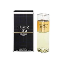 Fragancia Quartz de Mujer Aroma Floral 100 ml