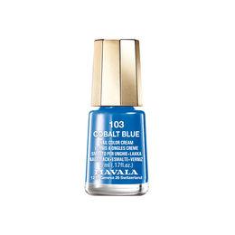 Esmalte  uñas Color cobalt blue