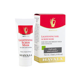 Mascara exfoliante de Manos