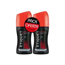 Pack de Desodorantes Roll-On Para Hombre