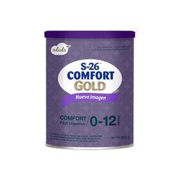 Fórmula S26 HA en polvo a base de leche con hierro, y con proteína parcialmente hidrolizada para lactantes de 0 a 12 meses de edad