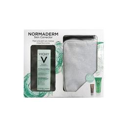 Cofre Corrector facial Normaderm Skin y  protector solar pequeño