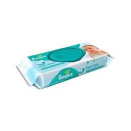 Toallitas Húmedecidas Fresh Clean 48 Unidades