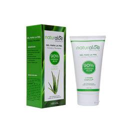 Gel para la piel con 90% Aloe Vera Orgánico