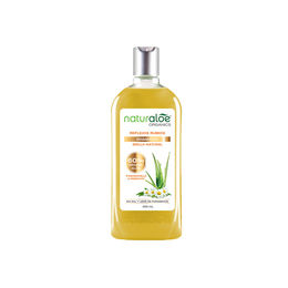 Shampoo Reflejos Rubios con Aloe Vera Orgánico