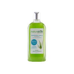 Shampoo Hidratación y Brillo con Aloe Vera Orgánico