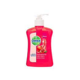 Jabón líquido revitalizante