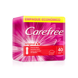 Carefree® Original Con Perfume