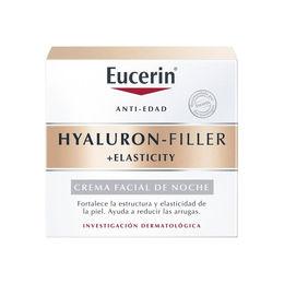 Crema facial Elasticity+Filler, anti edad para noche