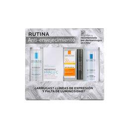 Pack Tratamiento Anti- Arrugas Redermic UV + Mini Máscara