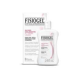 Loción hidratante corporal para piel seca y sensible